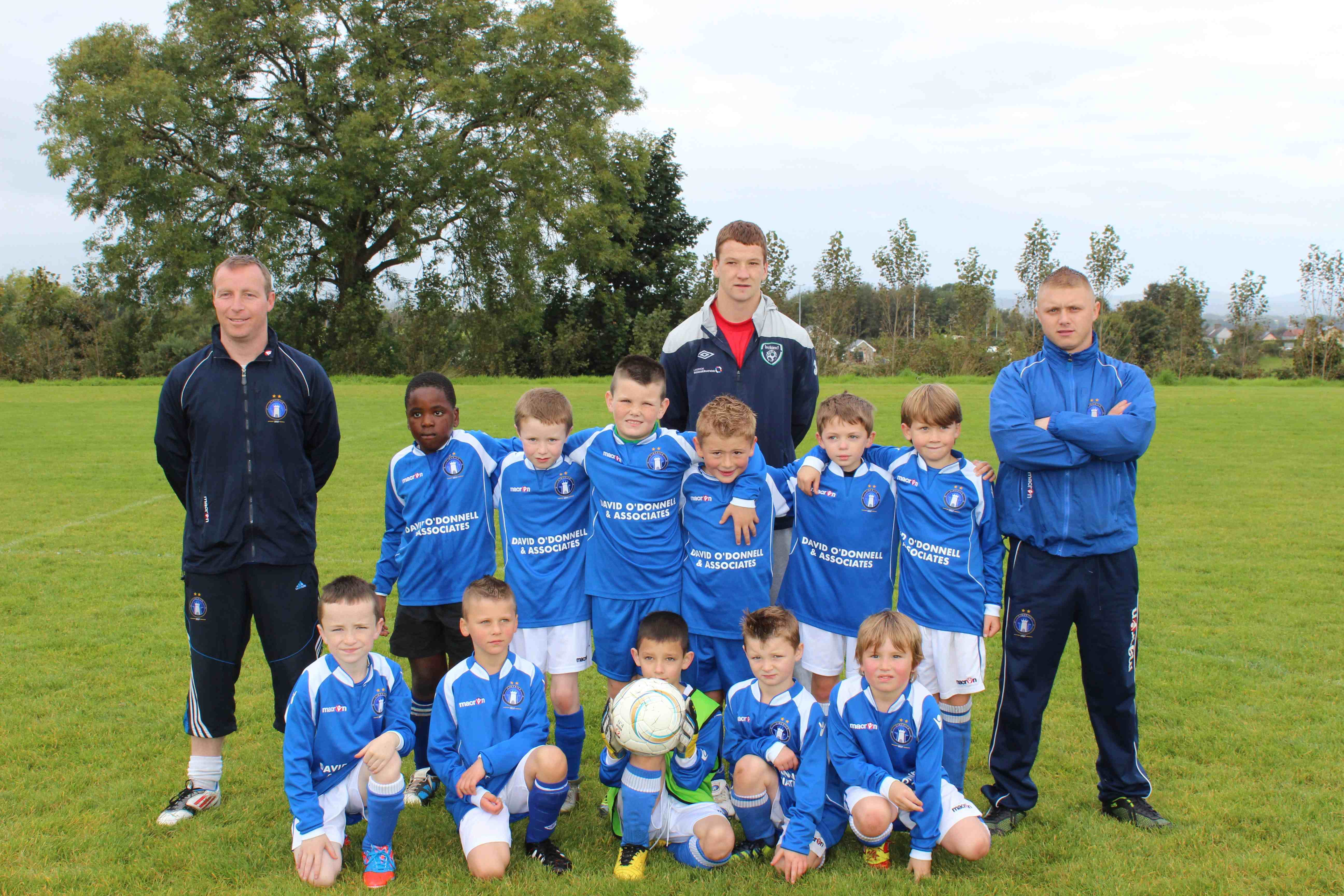 Summerville R v LFC u10B's Match Report   Limerick FC