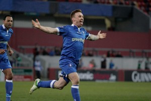 Curran agrees terms with Limerick FC