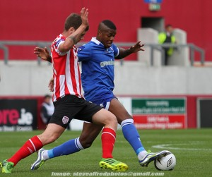 Derry disappointment for Superblues