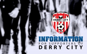 Information for Derry City Supporters