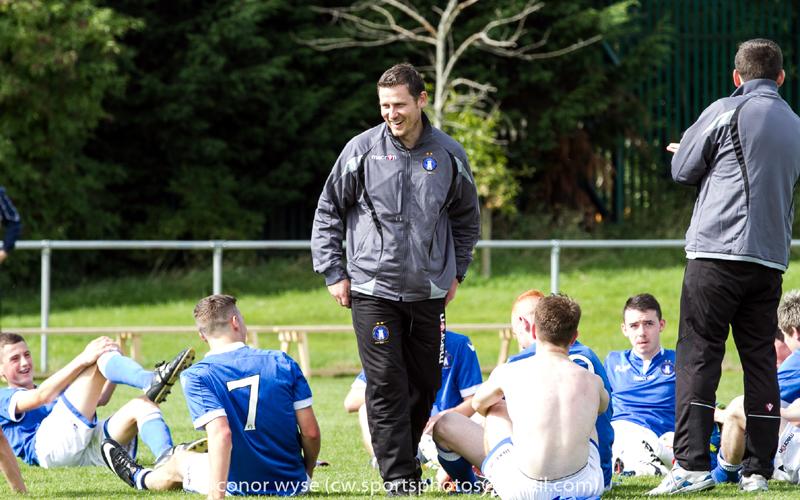 "U19s: Boss Wants ""Good Crack"" At National Cup"
