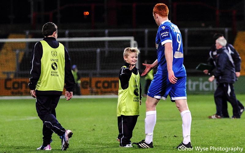 Limerick FC & Unite Against Racism
