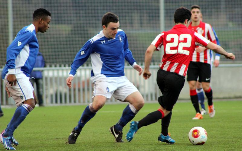 Match Report: Athletic Edge Seven-Goal Friendly In Lezama