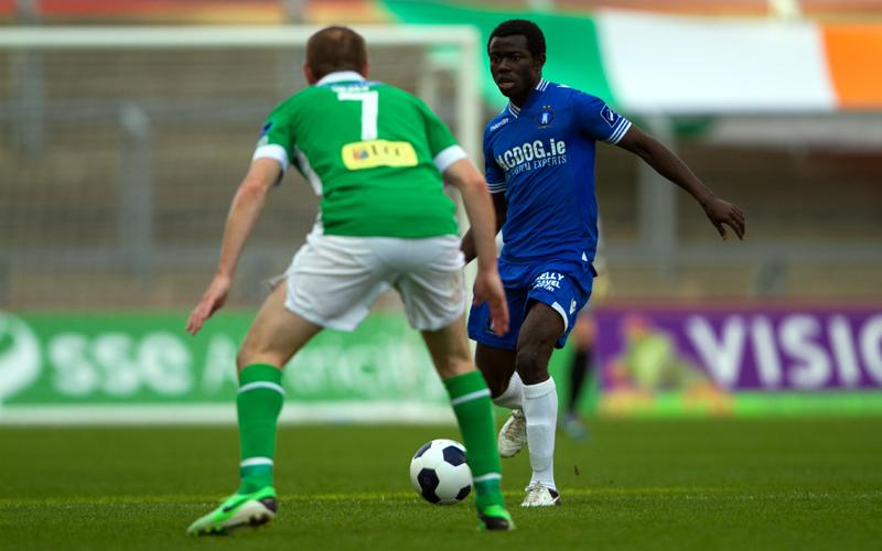 Prince Agyemang Limerick FC