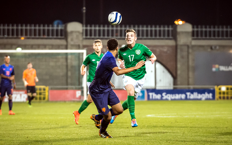 U19s: Mann Makes Appearances As Irish Beat Dutch