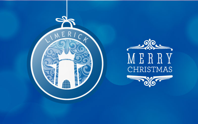 Merry Christmas & Happy New Year From Limerick FC!