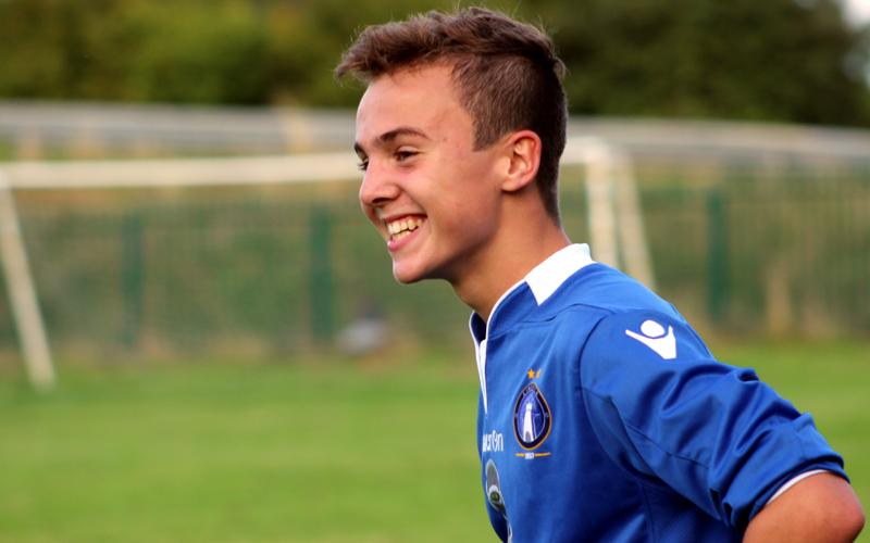 Irish U15s: Quinn Called In For Development Game