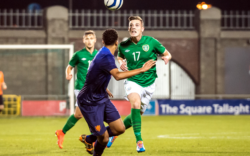 """Irish U19s: Mann Hopes For Another """"Good Experience"""""""