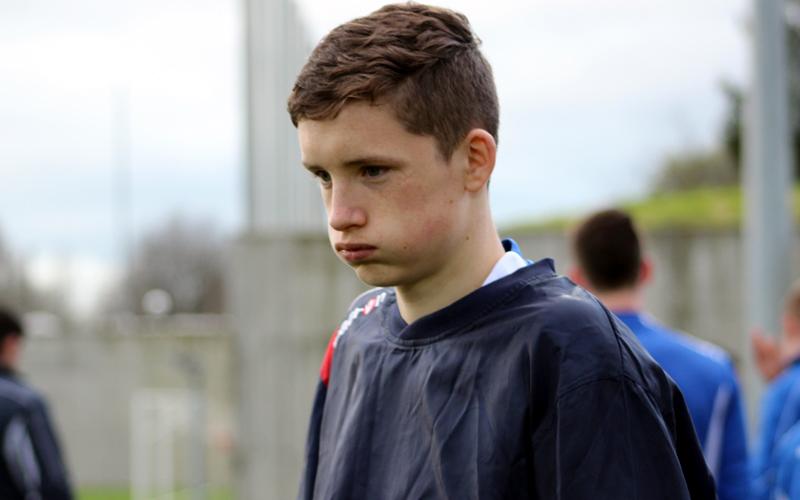 Irish Schools: McSweeney Called Up For Two Friendlies