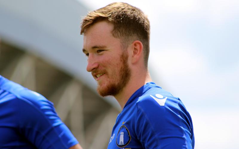 """Irish U19s: Feeney Focussed On """"Impressing"""" In Training Camp"""