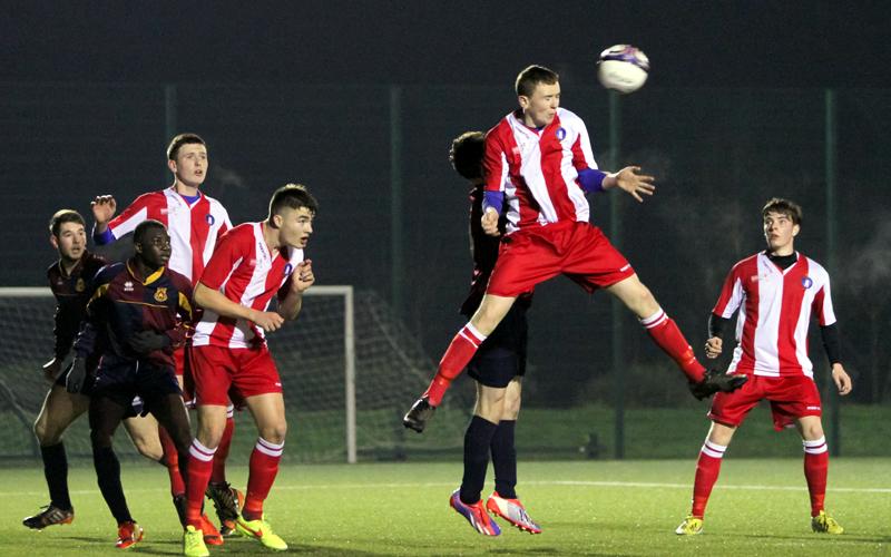 Irish U18s: Murphy Called Up For Trip To Wales