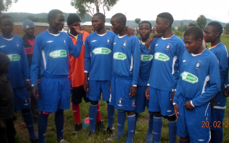Limerick FC In Tanzania