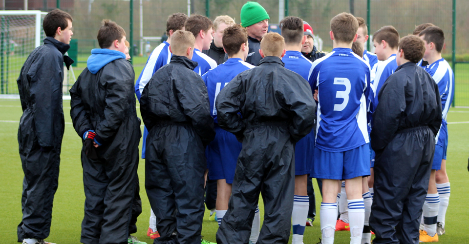 U15 Inter-League: LDSL Lose 100 Percent Record In Cork