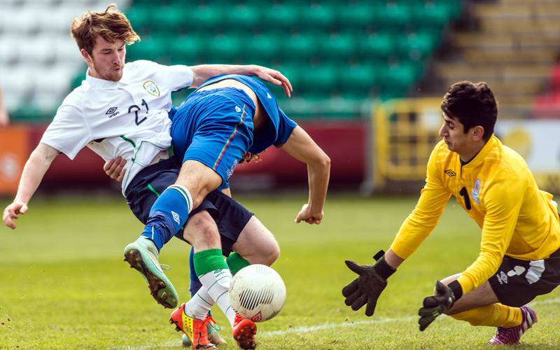 Irish U19s: Feeney & Mann Appear In Another Friendly Win