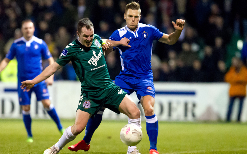 Match Report: Greene Gives Limerick The Blues At Jackman