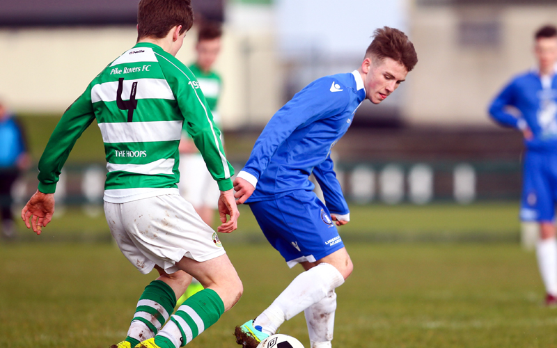 Underage Preview: Under-15s Aim To Get Back On Track