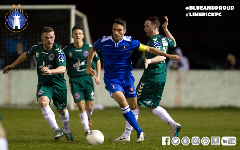Match Report: Late Rovers Goal Denies Limerick First Win