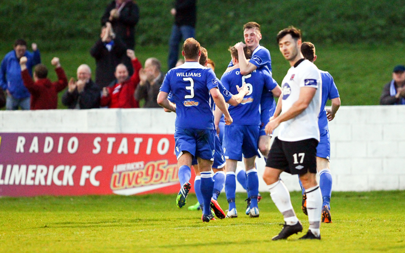 Match Report: O'Conor Is The Equaliser As Limerick End Dundalk's Record