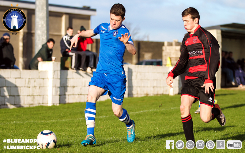 U17 Report: Limerick Denied First Win By Cobh Comeback