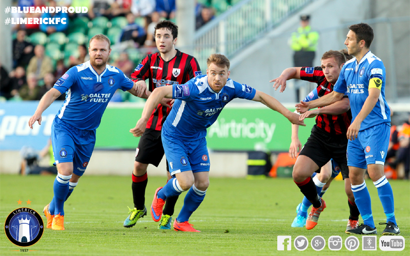 Match Report: Four-Goal Limerick Keep Survival Dream Alive