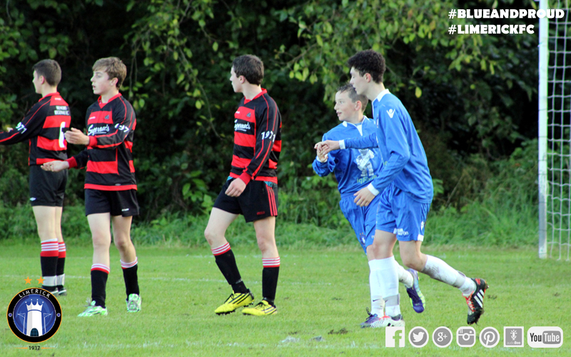 U15 Report: O'Leary On The Double In Opening-Day Success