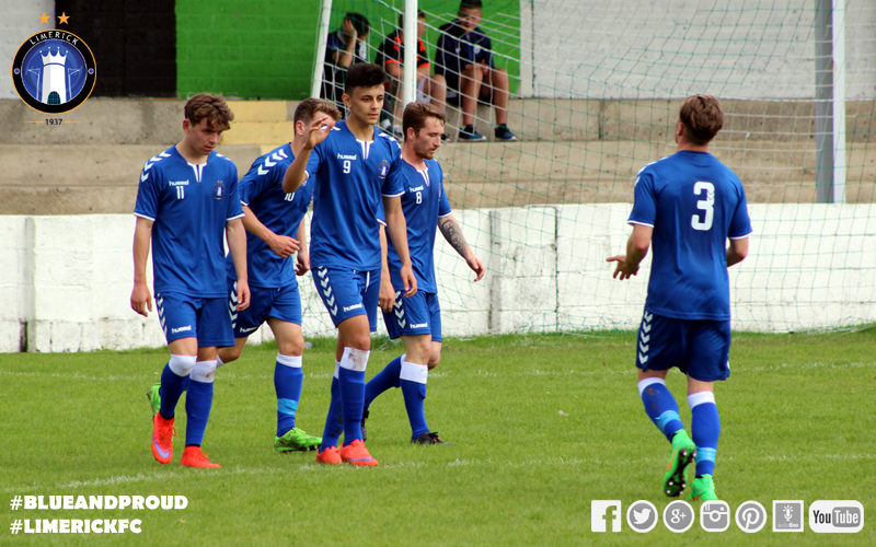 U19 Report: Limerick Return To Winning Ways With Fab Four