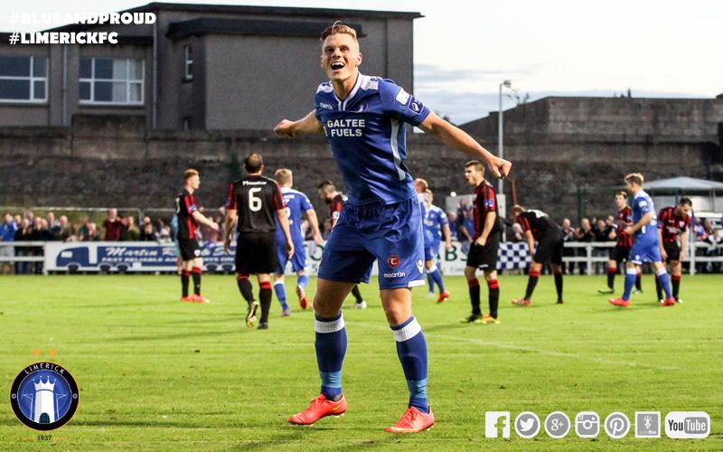 Match Report: Ten-Man Limerick Keep Blue Train Rolling