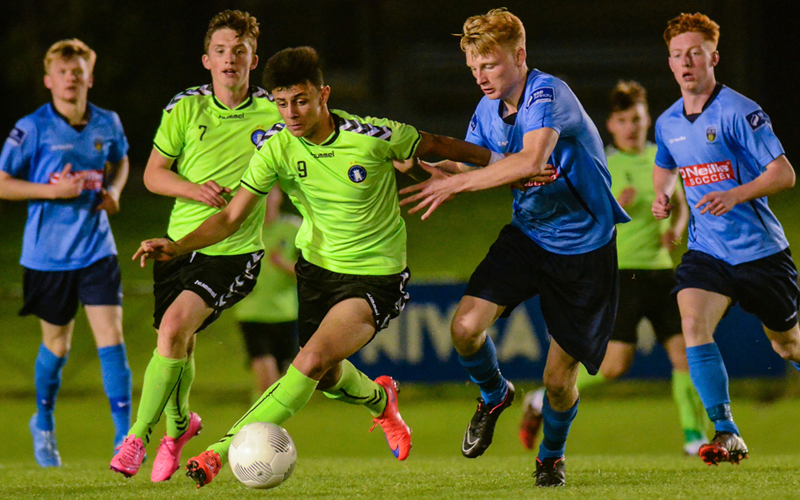 """U19s: """"When We Win Or Lose, We Don't Get Too Excited"""" - Barrett"""