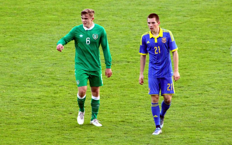 U19 International Report: Kane Strikes Late To Earn Ireland Draw