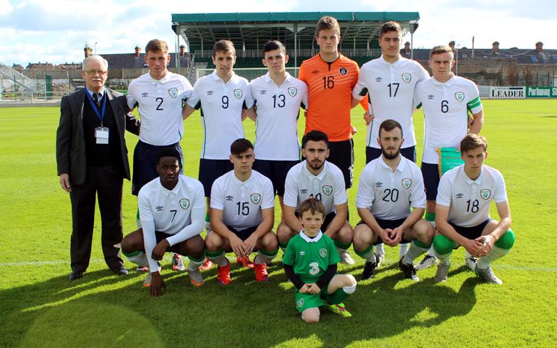 U19 International Report: Ukraine Battle Back To Beat Ireland