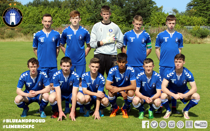 U17 Report: Waterford United Edge To Hogan Park Victory