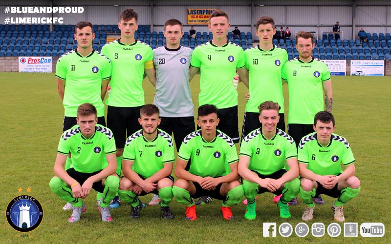 U19s: Road To The Semi-Final: Limerick & Saint Patrick's Athletic