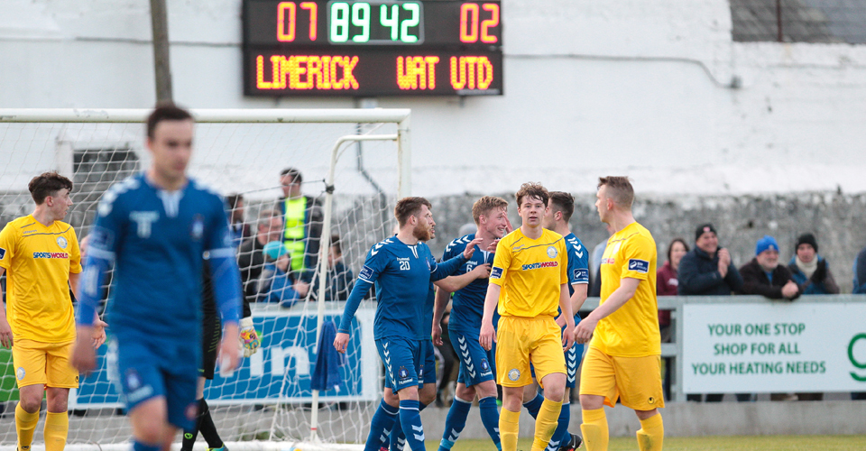 Match Report: Limerick Hit 50th Competitive Goal Of 2016