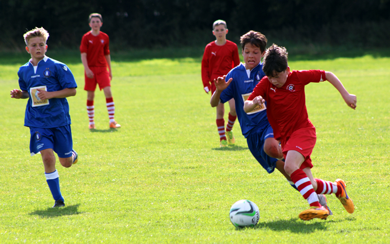 """U14 Cup Final Preview: """"The Progress Is There For Everybody To See"""" - Grehan"""
