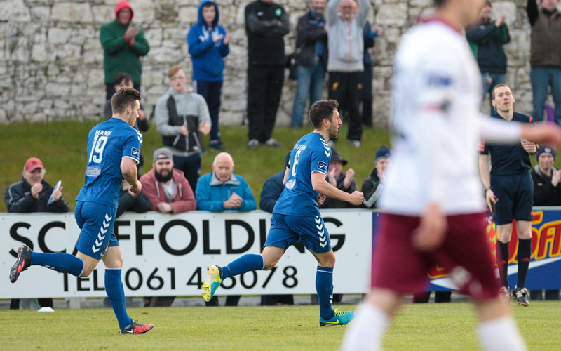EA SPORTS Cup Draw: Limerick Face Trip To Derry City In Last Four