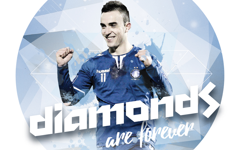 Diamonds Are Forever: Athlone Town Next At The Markets Field: 4 October
