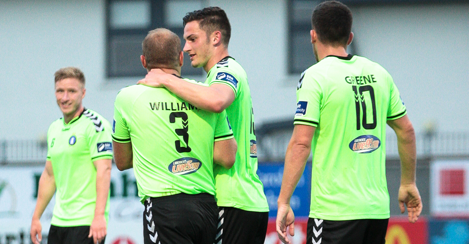 Match Report: Williams Rescues Unbeaten Record With Late Cracker