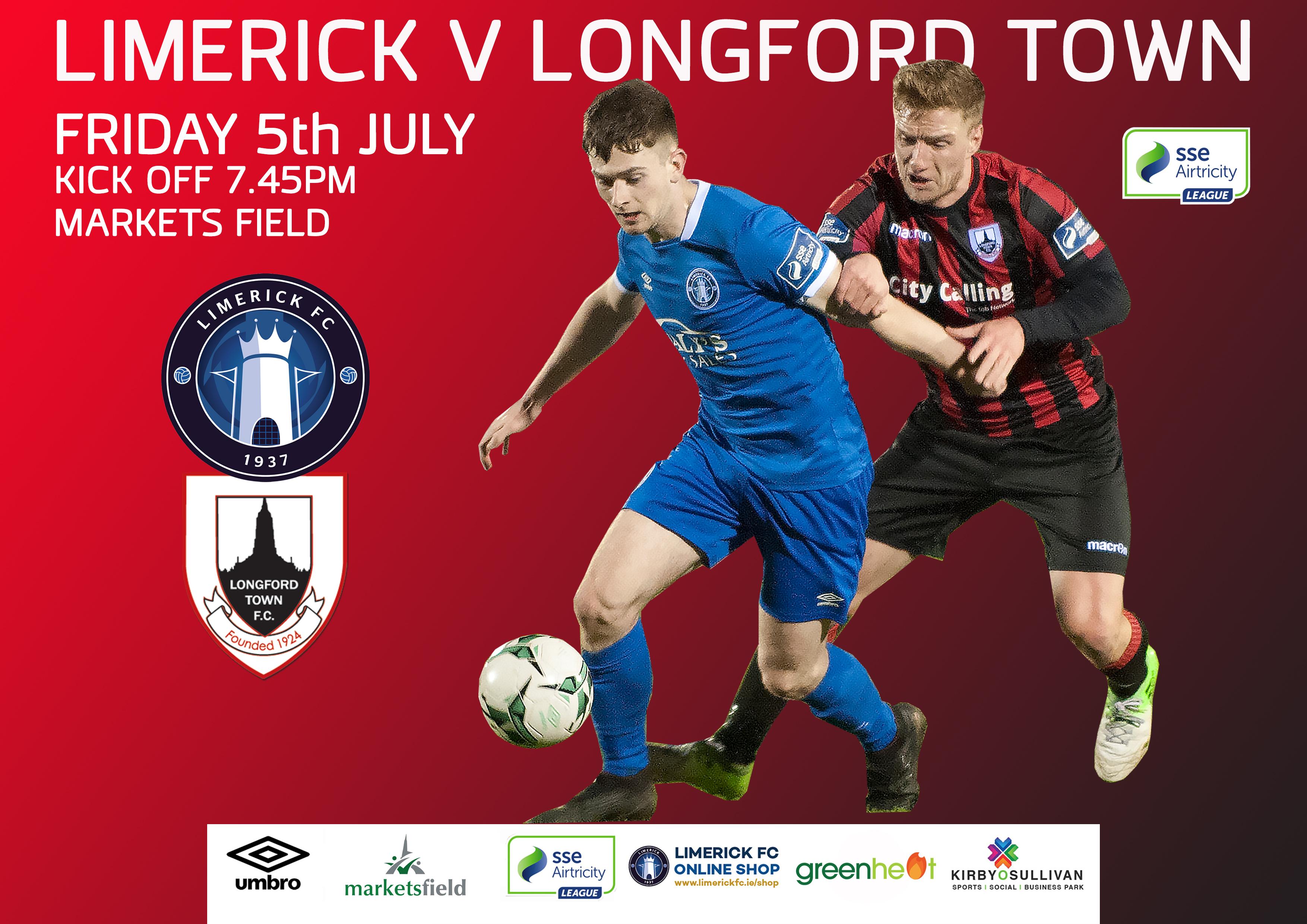 644d41634 Limerick Football Club official website